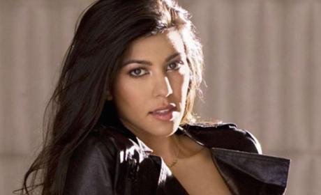 Kourtney Kardashian #FBF