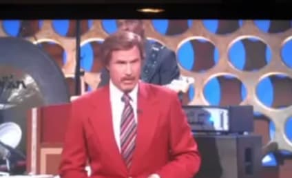 Anchorman 2: Confirmed By Will Ferrell, as Ron Burgundy, on Conan!