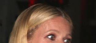 Gwyneth Paltrow Looks Hungry