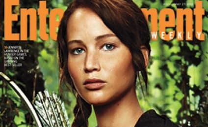Jennifer Lawrence as Katniss Everdeen: First Look!
