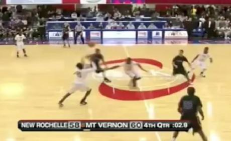 High School Buzzer-Beater: Wildest Basketball Game Ending of All Time?
