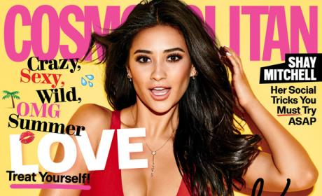 Shay Mitchell Gives Surprising Answer About Her Sexuality