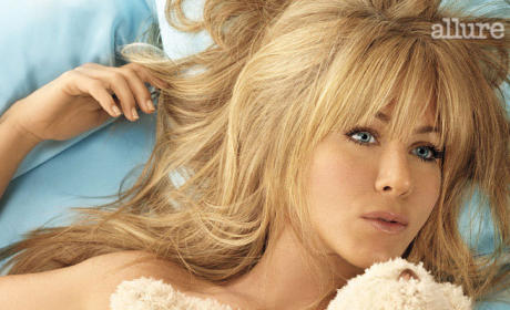 Weird Jennifer Aniston Hairstyle