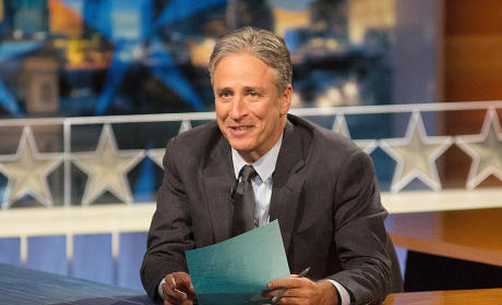 Jon Stewart on Comedy Central