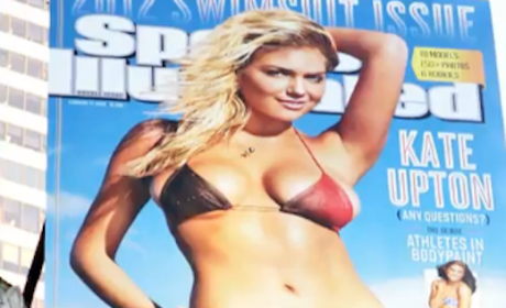 "Kate Upton: Sports Illustrated Cover Made Me Feel ""Terrible,"" Like a ""Toy"""