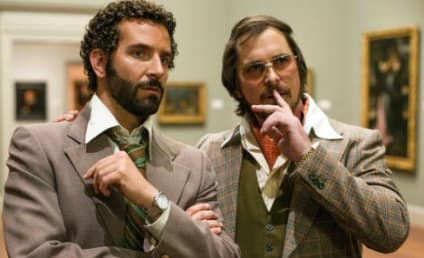 American Hustle Images: First Look at Bradley Cooper and Christian Bale!