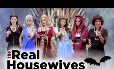 LOL ALERT: Ready to Meet The Real Housewives of Westeros?