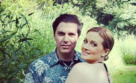 Holly Madison and Pasquale Rotella: Married!