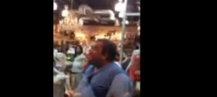 Chris Christie to Jersey Shore Heckler: Keep Walkin', Big Shot!