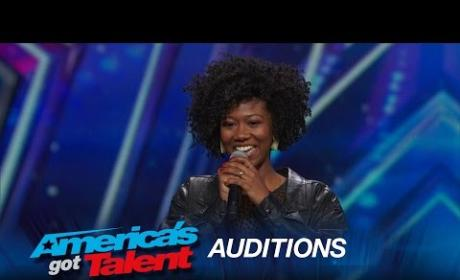 Sharon Irving Earns Golden Buzzer on America's Got Talent