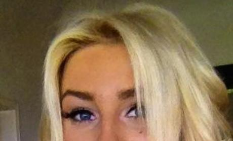 Courtney Stodden Face