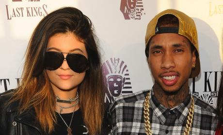Kylie Jenner and Tyga: ENGAGED in Secret?!
