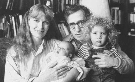 Ronan Farrow Slams Woody Allen