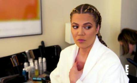 Khloe Kardashian on Rob & Blac Chyna: No One Should Congratulate Them!