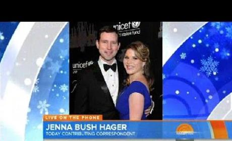 Jenna Bush Hager Talks White House Sex