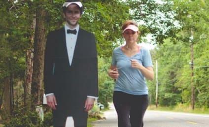 Bradley Cooper Cardboard Cutout Creates Instagram Hilarity!