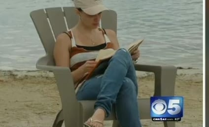 Casey Anthony Photo: Relaxing on the Beach, Looking For Closure