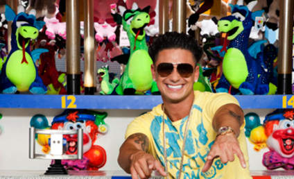 Pauly D to DJ Snooki Baby Shower