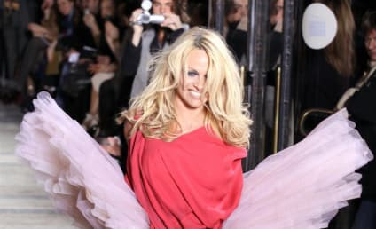 Pamela Anderson: Runway or the Wrong Way?