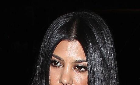 Kourtney Kardashian: SHOCKED By Photos of Scott Disick & Chloe Bartoli!