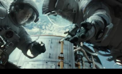 Gravity Trailer: Stranded in Space