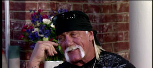 Hulk Hogan Talk Show Appearance