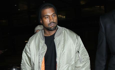 Kanye West Goes OFF on Wiz Khalifa Over Kim Kardashian Diss: I OWN Your Child!