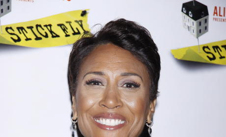 "Robin Roberts Speaks on ""Respect"" for Ann Curry, GMA Versus Today Show Rivalry"