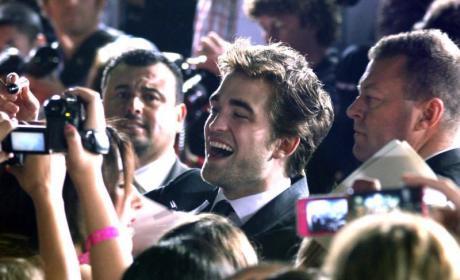 Robert Pattinson is the Anti-Kristen Stewart