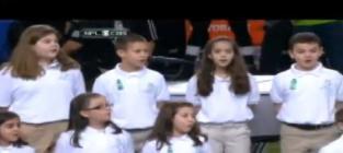 """Jennifer Hudson and Sandy Hook Chorus - """"America the Beautiful"""""""