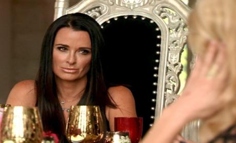 Kyle Richards Sort of Regrets Anti-Semitic Attack on Carlton Gebbia