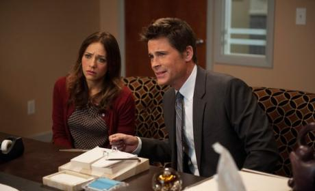 Rashida Jones and Rob Lowe to Depart Parks and Recreation