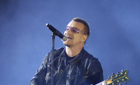 Rihanna, U2, Others to Collaborate on Benefit Album