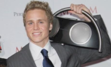 Cover Your Ears: Spencer Pratt Sings AND Raps!