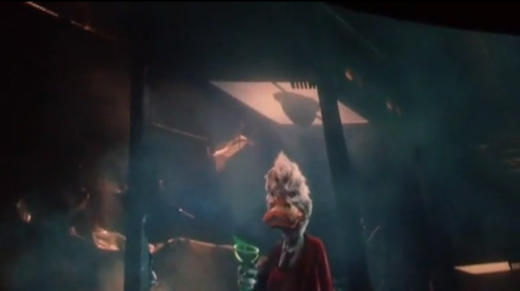 Howard the Duck: Guardians of the Galaxy