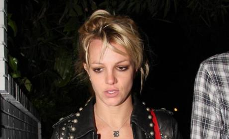 False Labor Scare Frightens Britney