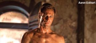 I, Frankenstein Photo: Aaron Eckhart Has Monster Abs