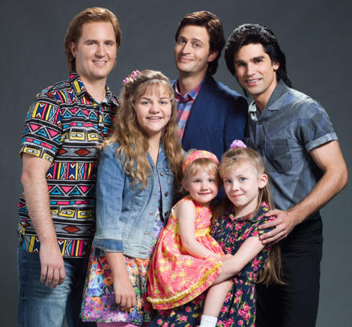 Full House Then And Now 2012 Full House Movie Cast And Now