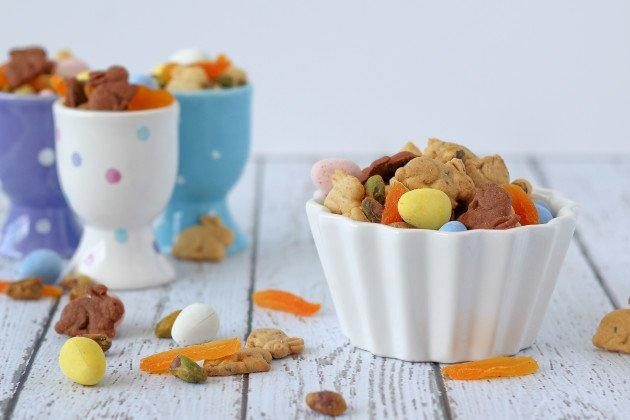 Easter Bunny Trail Mix