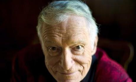 Hugh Hefner Speaks on Bill Cosby