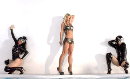 "Britney Spears ""Work Bitch"" Video: Sneak Peek!"