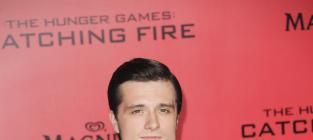 Josh Hutcherson at Los Angeles Premiere