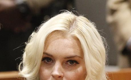 Lindsay Lohan: Thankful For Family, Playboy