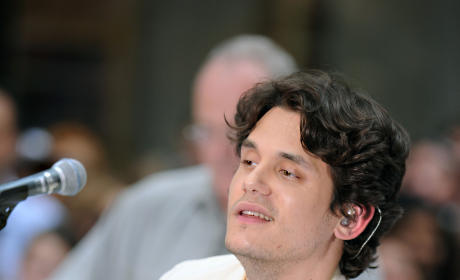 John Mayer Heckled Over Douchebag Tendencies
