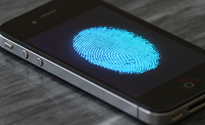 iPhone 6 Fingerprint Technology: Coming in 2013?!