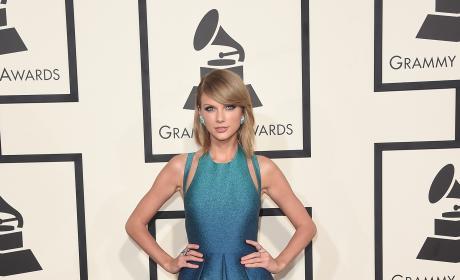 Taylor Swift 2015 Grammy Awards