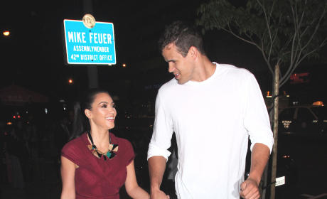 Kim Kardashian and Kris Humphries: Engaged!!!