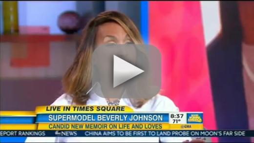 Beverly johnson to check cosby i pardon you