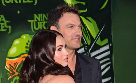 Megan Fox and Husband