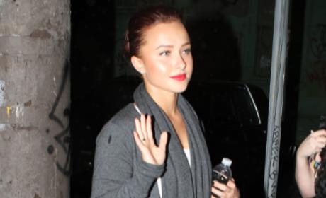 Hayden Panettiere: Cellulite is Hot